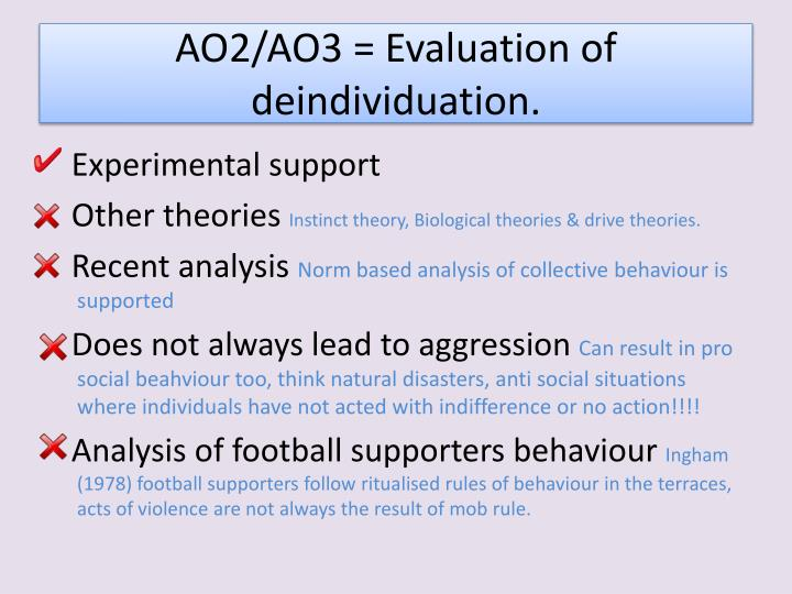 Ppt Deindividuationsearch Powerpoint Presentation Id164216