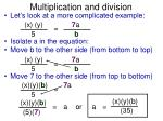 multiplication and division4