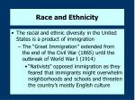 race and ethnicity4