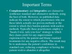 important terms3