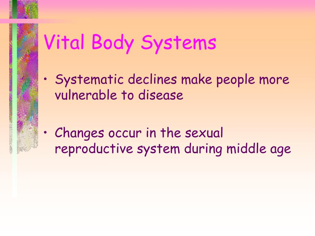 Vital Body Systems