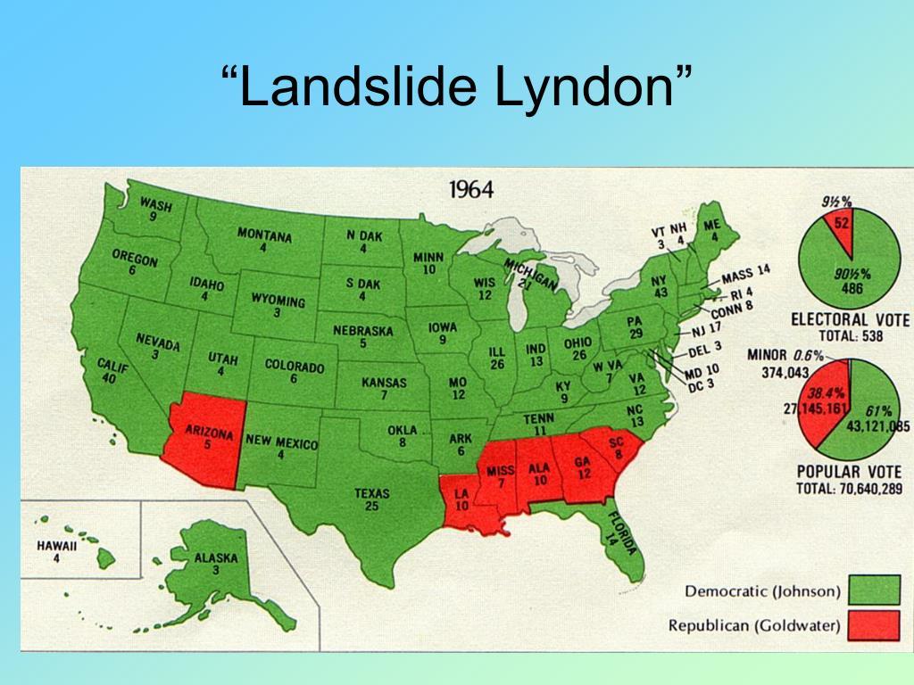 """""""Landslide Lyndon"""""""