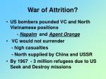 war of attrition118