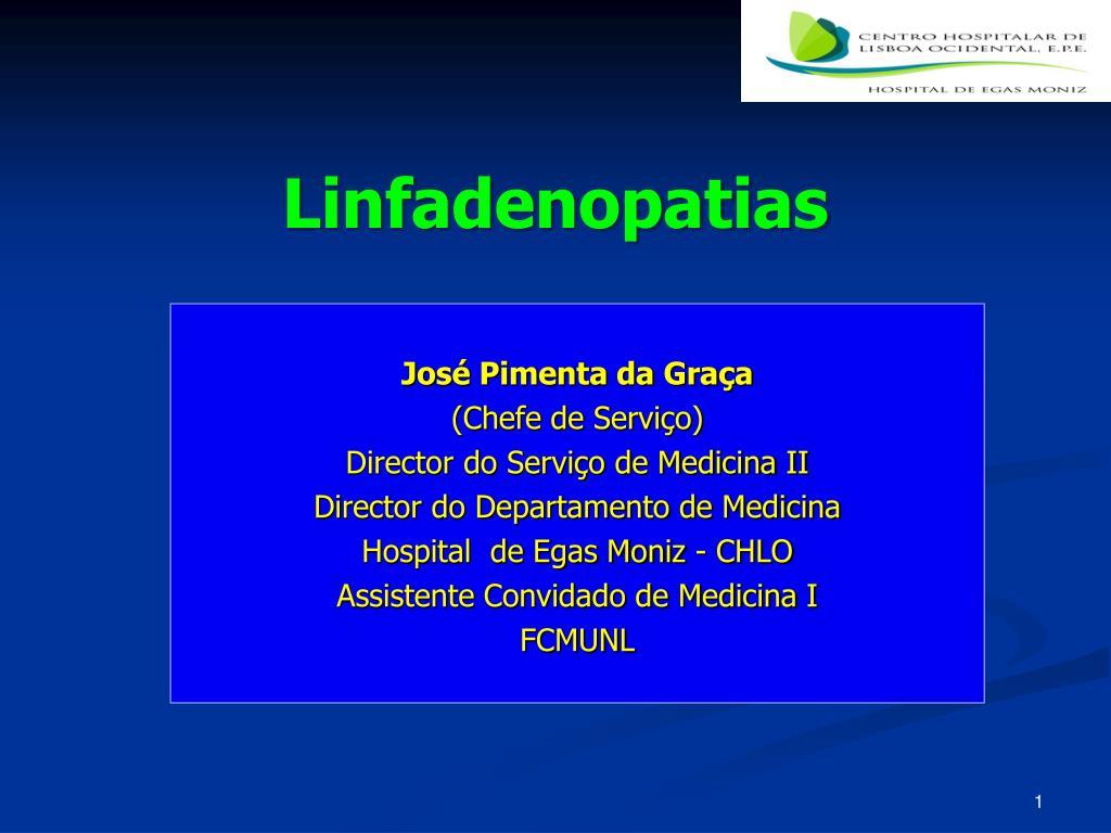 linfadenopatias l.