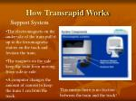 how transrapid works
