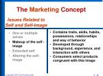 the marketing concept31