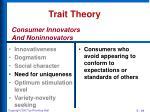 trait theory15