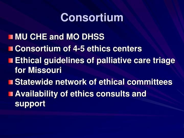 Consortium