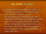 rg vedic society1