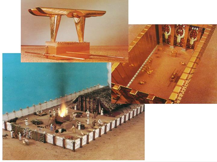 The tabernacle of moses a pattern for prayer