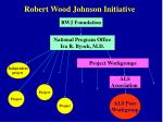 robert wood johnson initiative