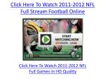 click here to watch 2011 2012 nfl full stream football online