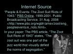 internet source