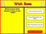 wish bone