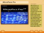 micropace pro