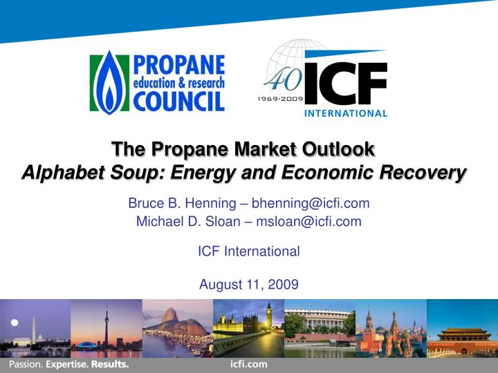 the propane market outlook alphabet soup energy and economic recovery n.