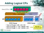 adding logical cps