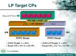 lp target cps70