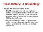 texas history a chronology3