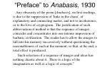 preface to anabasis 1930