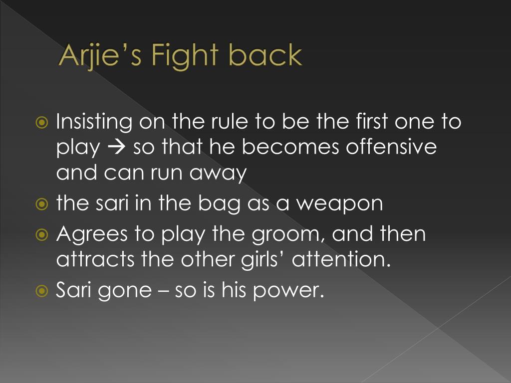 Arjie's