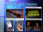 light emitting polymers4