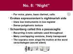 no 8 night