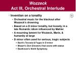 wozzeck act iii orchestral interlude