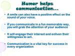 humor helps communication15