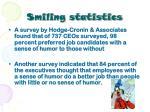 smiling statistics8