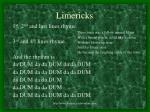 limericks43
