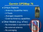 garmin gpsmap 7646