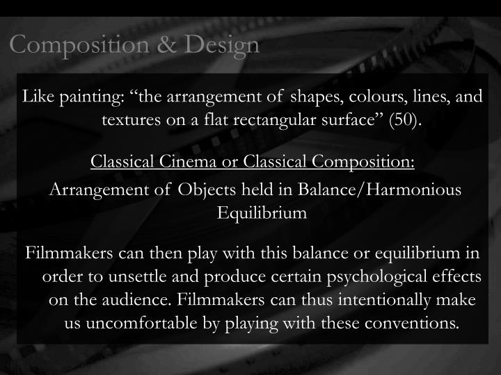 Composition & Design