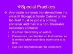 special practices29