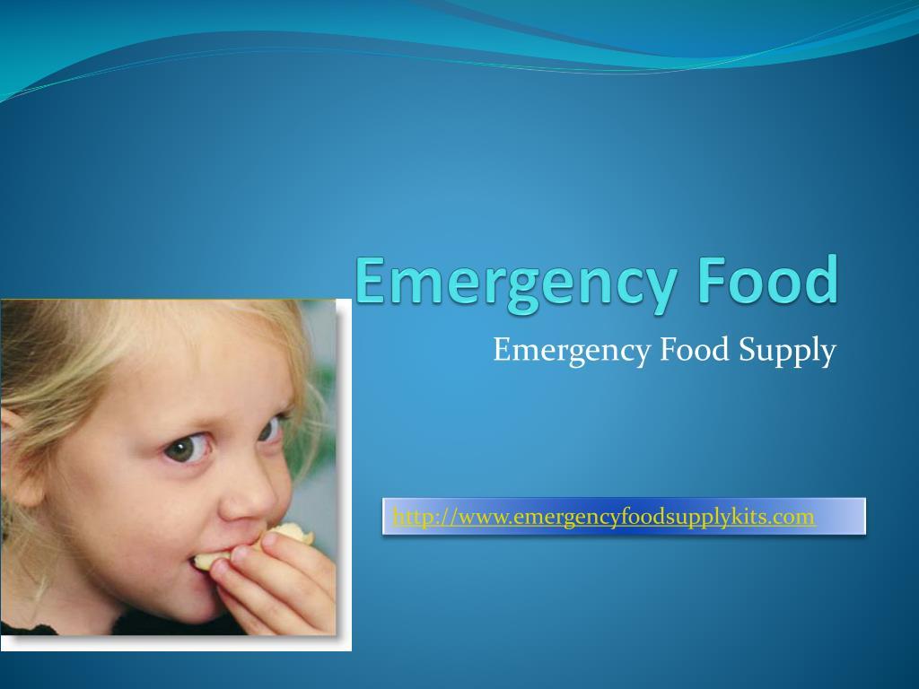 emergency food l.