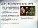 us ussr relationship during wwii3