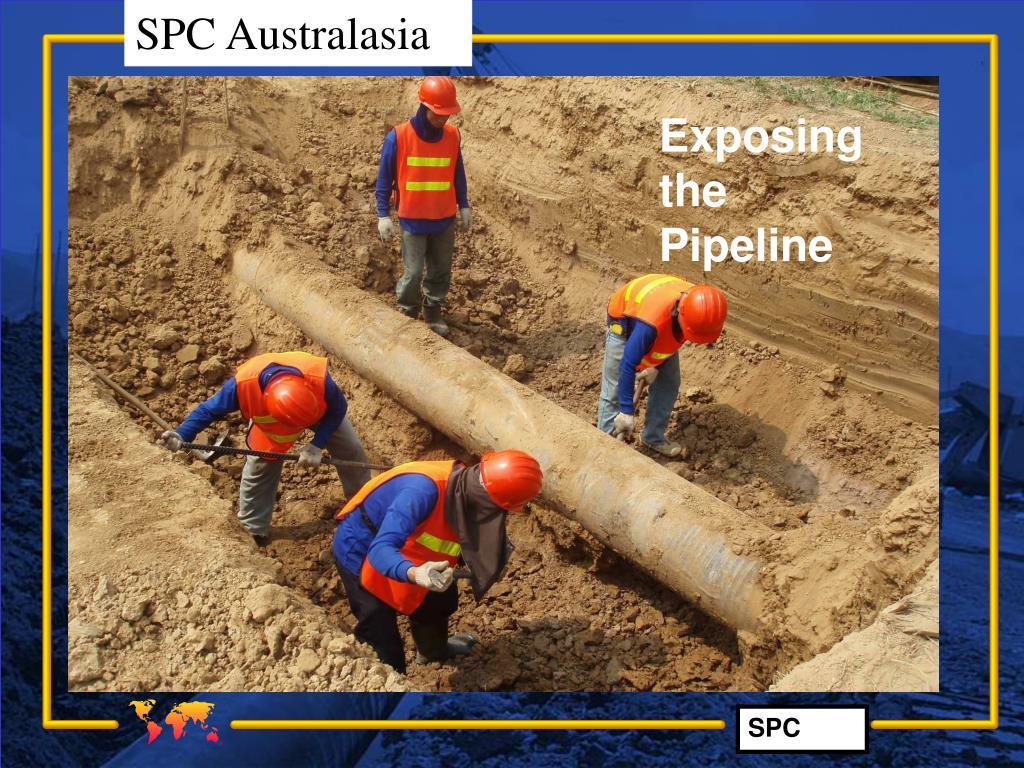 Exposing the Pipeline