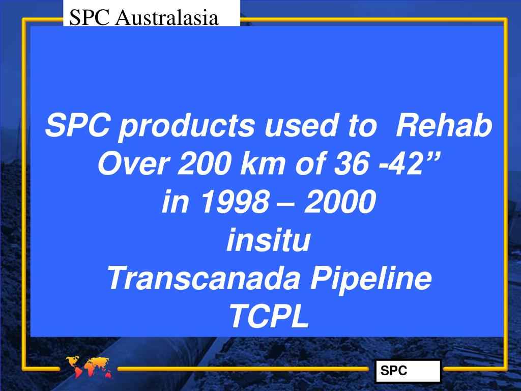 SPC products used to  Rehab