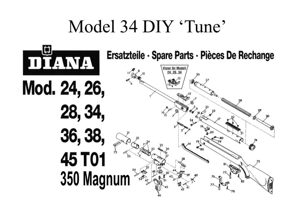 Model 34 DIY 'Tune'
