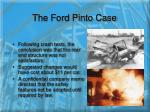 the ford pinto case5