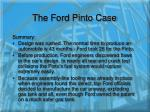 the ford pinto case7