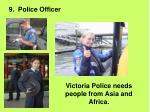 9 police officer