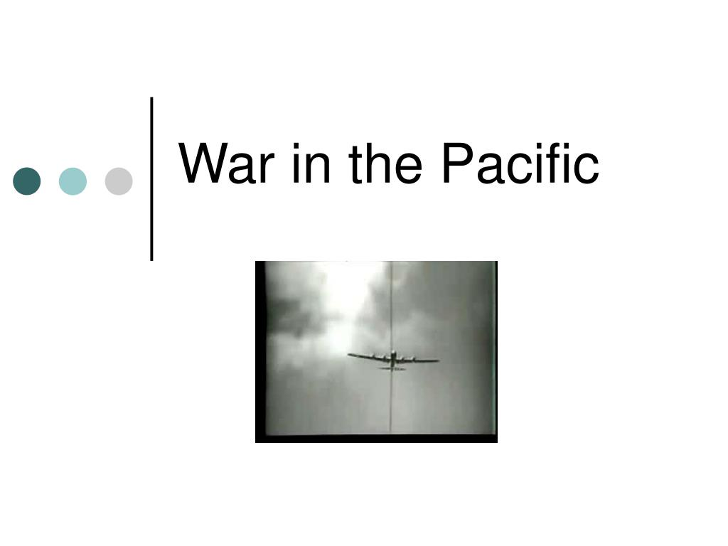 war in the pacific l.