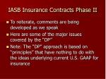 iasb insurance contracts phase ii15
