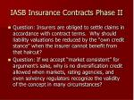 iasb insurance contracts phase ii20