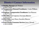 district 4 contact information