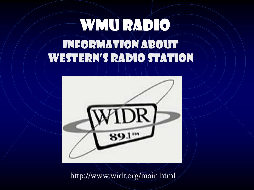 WMU Radio
