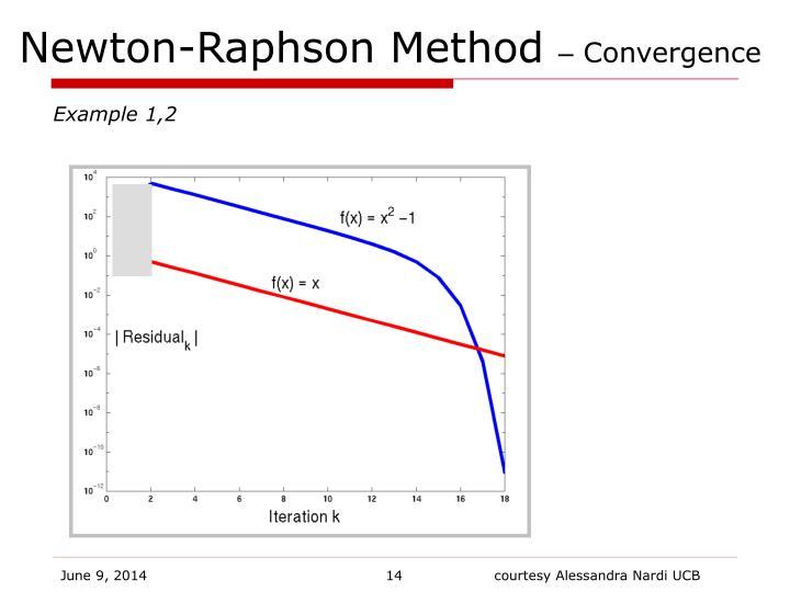 Newton-Raphson Method