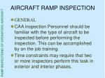 aircraft ramp inspection3