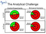 the analytical challenge2